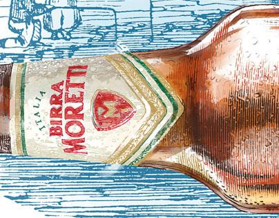 Birra Moretti Posters