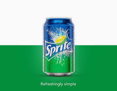 Sprite - Refreshingly Simple