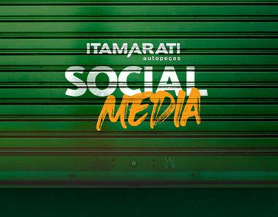 Social Media - Itamarati auto peças