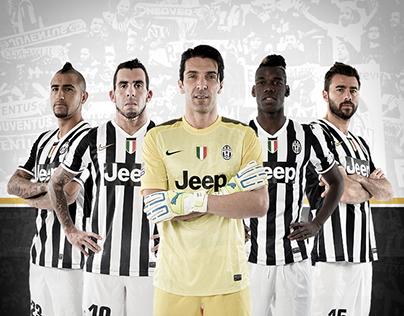 Juventus Social identity