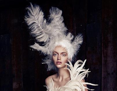 AHFA15 Avant Garde Hairdresser of the year entry