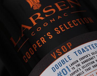 Cognac LARSEN, Cooper's Selection