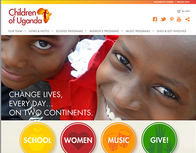Children of Uganda - non-profit