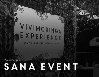 Sana Event   Event Design