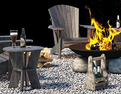Campfire zone