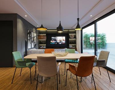 Residential Apartment Design