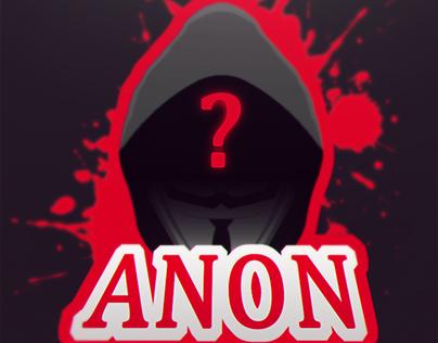 Anon Profile Picture Design and Illustration