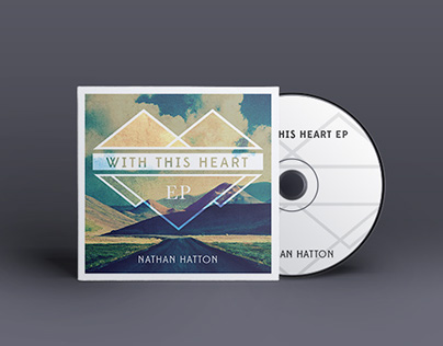 With This Heart - CD Cover