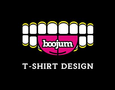 Boojum t-shirt design