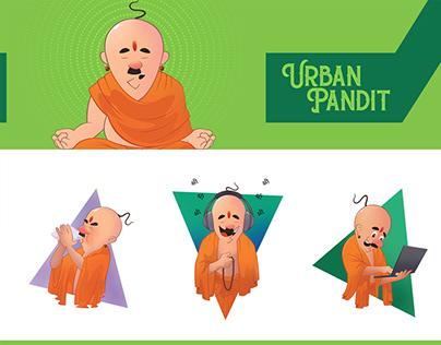 Urban Pandit - Illustrations Pack