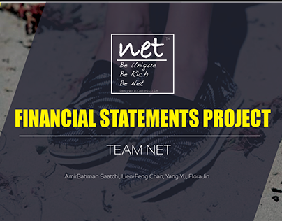 Financial Statements Project