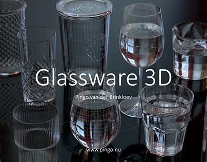 Glassware 3D