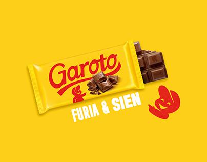Garoto - So o cacau explica