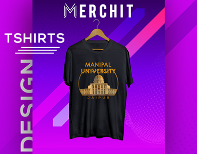 MerchIt 1.0: College TShirts!