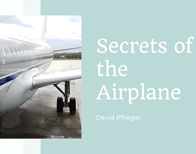 David Pflieger | Secrets of the Airplane