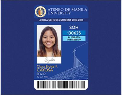 Official ID of Ateneo de Manila University