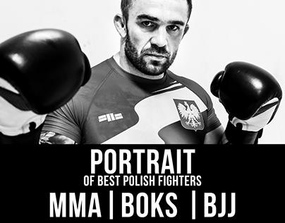 Portraits of Polish Fighters   MMA   BOKS   BJJ