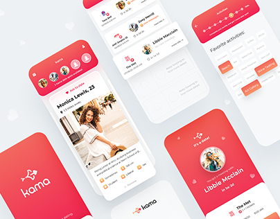 Redefining Dating Apps — UX/UI Case Study