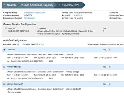 VMware Subscription Services Configurator