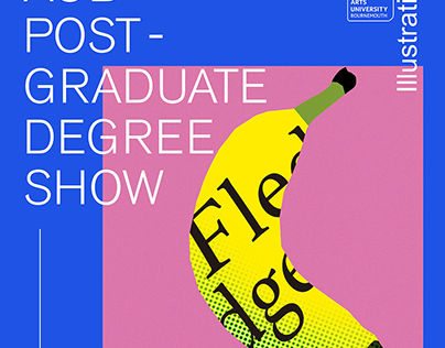 AUB Postgraduate Degree Show- Proposal Vision