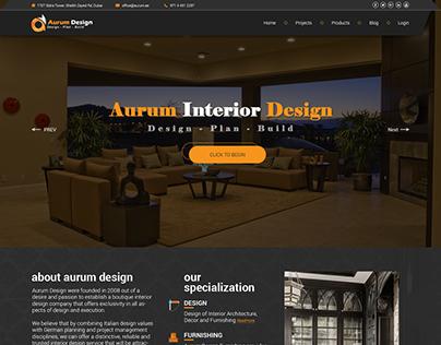 Aurum Interior Design