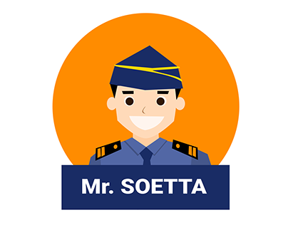 Mr. Soetta - AI for Airport