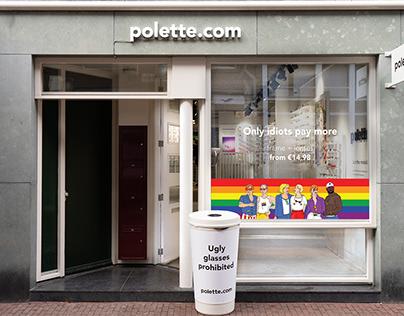 polette | Gay Pride