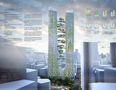 SKYHIVE Skyscraper Challenge