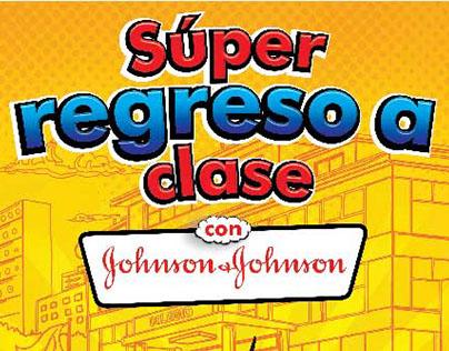 SUPER REGRESO A CLASE J&J 2016