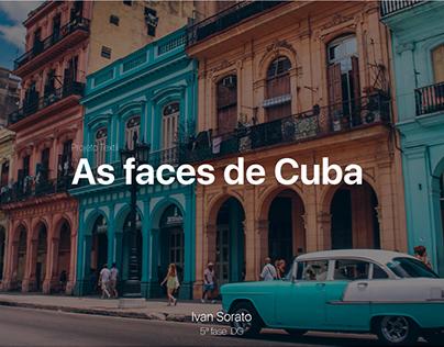 As faces de Cuba