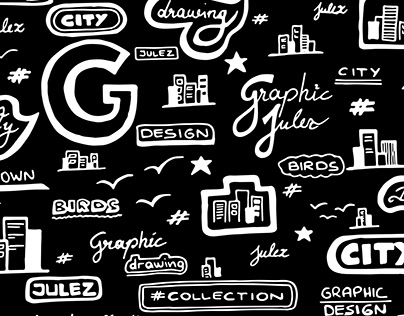 Drawings - GRAPHIC JULEZ CITY