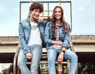 Lee Cooper AW19 Campaign