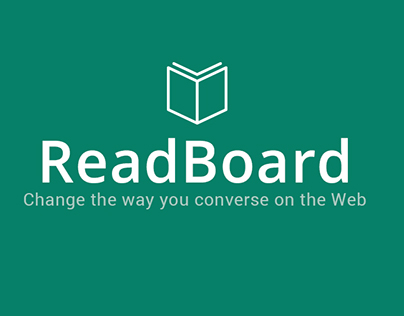 ReadBoard - Change the way you converse on the Web