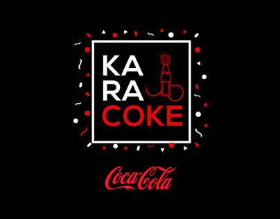 Karacoke - Coca - Cola