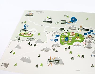 """Overview map """"Gut Steinbach"""""""
