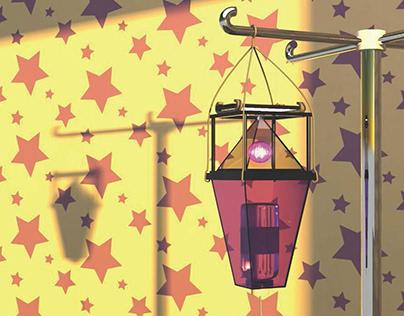 Drip box: Magic Lantern