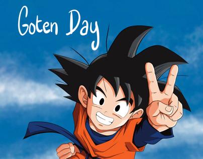 Goten Day - 10/05/2020