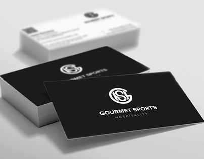 Gourmet Sports Hospitality Identity