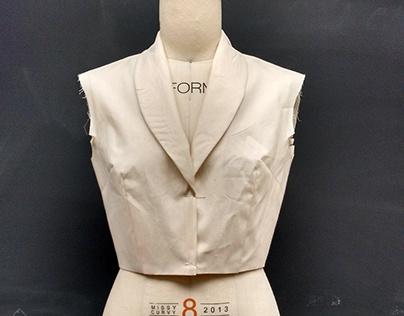 PM 122 - Tailored Collar Patterns - Notch + Shawl