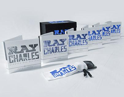 Ray Charles - Box de Colecionador