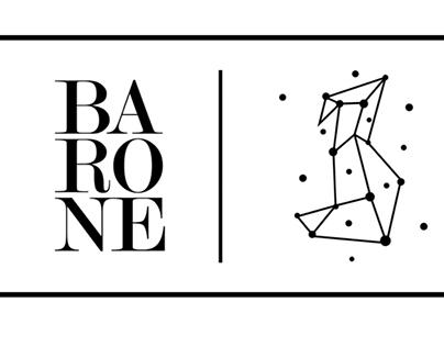 Barone Visual Identity study