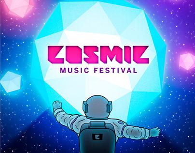 Cosmic Music Festival