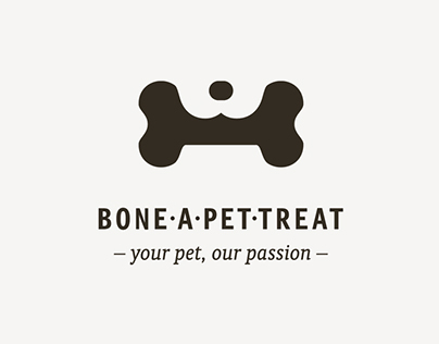Bone a pet treat – Identity