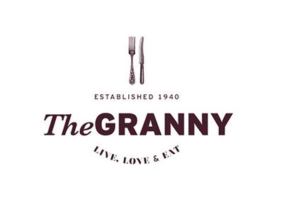 The Granny - Identity Corporate & Branding