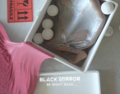 Black Mirror's: Be Right Back