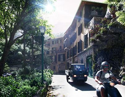 """""""Picolo hotel"""" in Italy"""