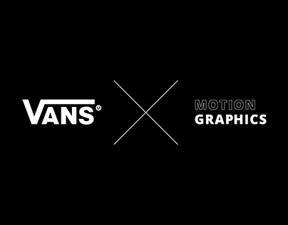 Vans X Motion Graphics