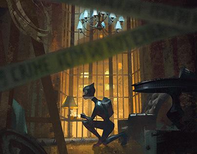 THE BATMAN (2021)  Film Study