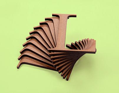 Type as Sculpture