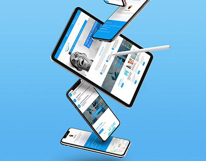 Dental Clinic - Website Design